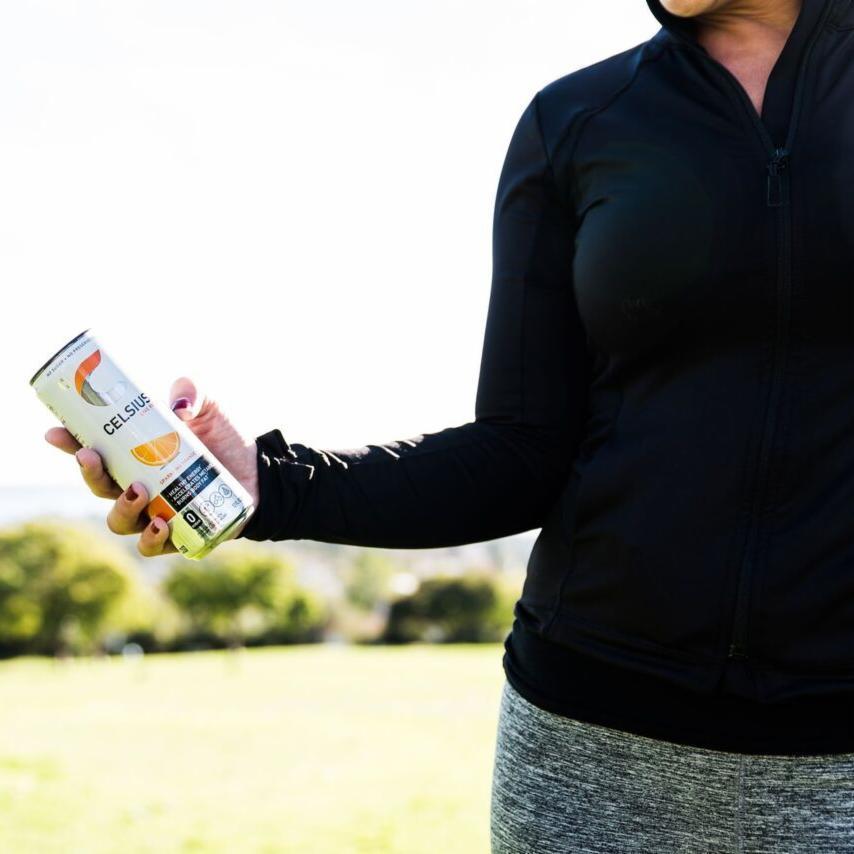 Amazon.com : CELSIUS Sparkling Orange Fitness Drink, ZERO