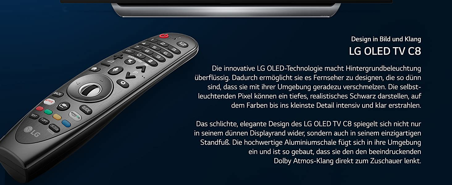 lg oled tv c8; magic remote; lg magic remote