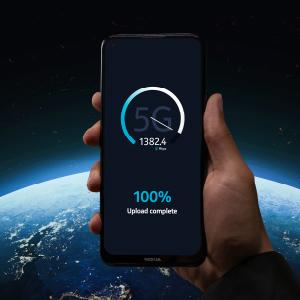 Nokia 8.3 5G connectivity