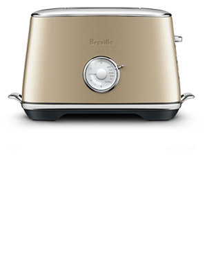 champagne luxe toaster