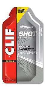 workout energy, gels, shots, clif bar, caffeine, gels, workout, running cycling