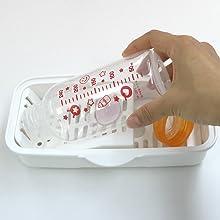 ほ乳びん消毒器