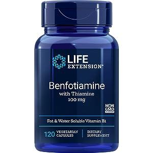 benfotiamine, blood sugar, b1, vitamin b1, thiamine