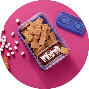 ZIPLOC Containers - IT'S A S'MORE DIPPER