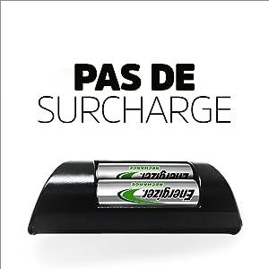 PAS DE SURCHARGE
