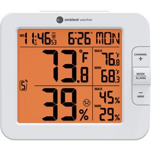 Amazon Com Ambient Weather Ws 8482 7 Channel Wireless Internet