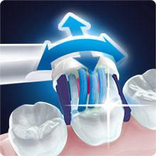 Oral-B người bàn chải đánh răng Genius Điện Bàn chải đánh răng