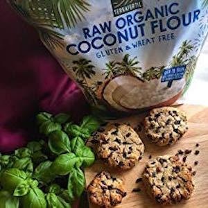 Coconut; Coconut Flour; Flour; Gluten free flour; healthy flour; Natures Heart; Coconut; Terrafertil