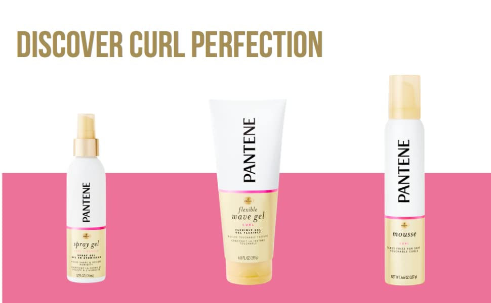 curly girl method collection perfection