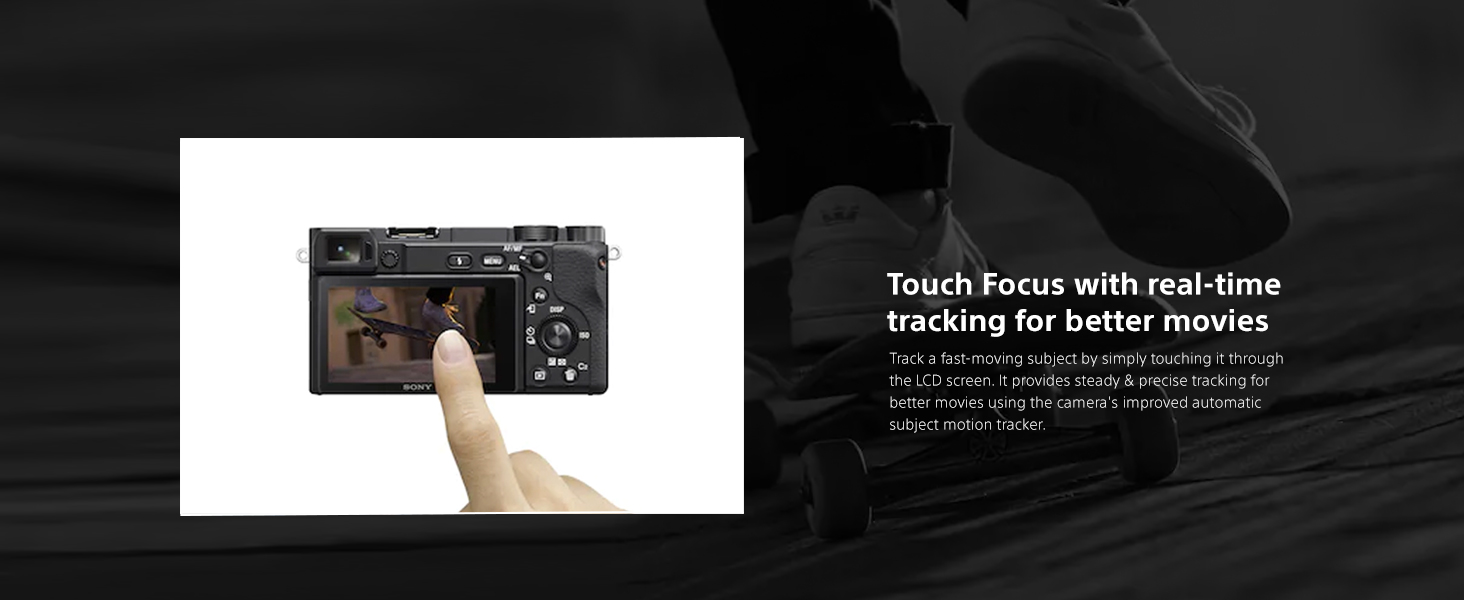 Touch Focus