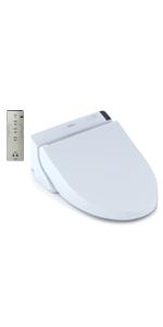 Toto Sw2034 01 C100 Washlet Electronic Bidet Toilet Seat