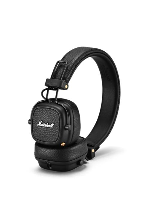 Marshall Monitor Bluetooth Over Ear Kopfhörer Schwarz Audio Hifi