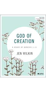 study on god's attributes, study on god's character, creation bible study, genesis bible study