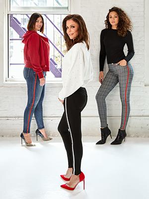 Skinnygirl jean dynamic contemporary women all sizes inspire chic edge founder, Bethenny Frankel