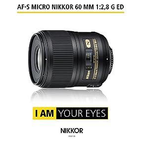 AF-S Micro NIKKOR 60 mm 1:2,8G ED