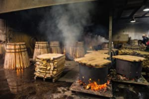 sherry, casks, whisky, maturation, toasting