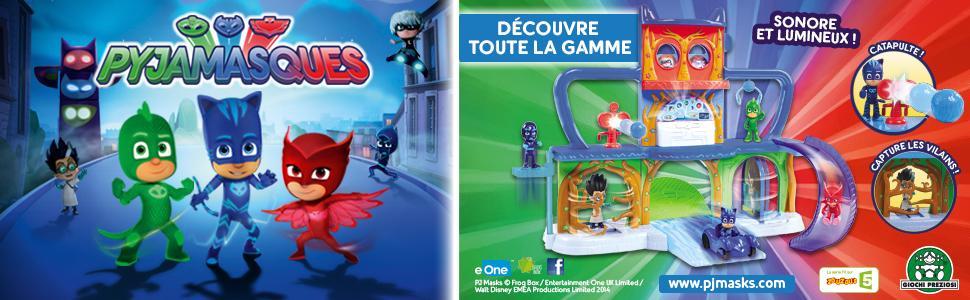 PJ Masks PJM06 set de juguetes Acción / Aventura - Sets de juguetes (Acción / Aventura, 3 año(s), Niño/niña, Multicolor, Gente, 1 pieza(s)) , ...