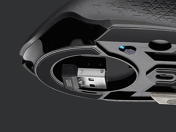 Logitech G502 Lightspeed Wireless Gaming Mouse with Hero 16K