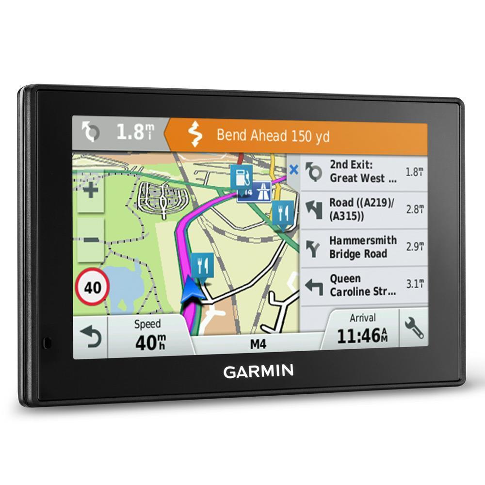 garmin drivesmart 51lmt d 5 inch sat nav with lifetime map. Black Bedroom Furniture Sets. Home Design Ideas