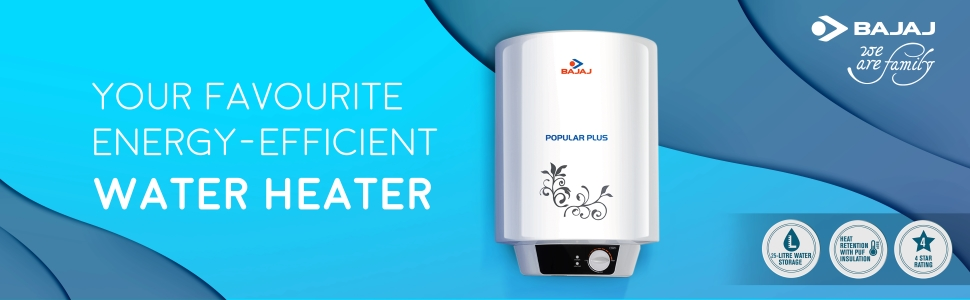 Bajaj Popular Plus 25L Water Heater