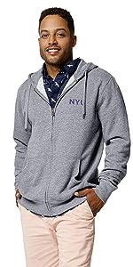 LEAGUE/&CO NCAA mens Heritage Hood