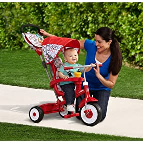 4 in 1 stroll n trike instructions