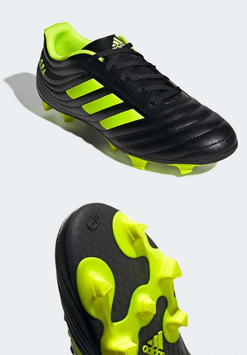 2e62762e3266 Amazon.com | adidas Men's Copa 18.3 Firm Ground Soccer Shoe | Soccer