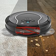 Amazon Com Shark Ion Robot Vacuum Wifi Connected Voice