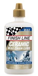 Finish Line Ceramic Wax; Chain Lube