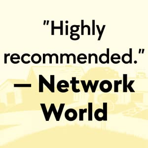 """""""Highly recommended."""" —Network World"""
