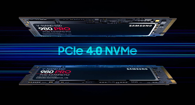 NVMe Performance der 4. PCIe-Generation