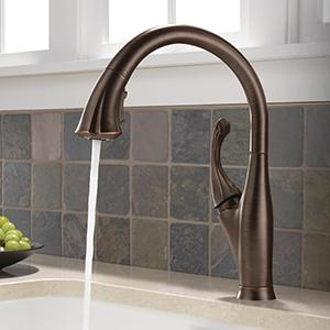 Addison Single Handle Pull Down Kitchen Faucet With MagnaTite Docking