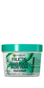Garnier Fructis Hair Food Mascarilla Nutritiva de Banana para Pelo ...