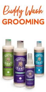 groom shampoo conditioner spray hose bath tub shower silky smooth clean cleanser wash scrub bubbles