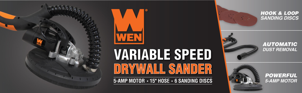 WEN 6369 Drywall Sander