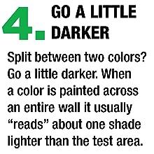 Tip - Choose Darker