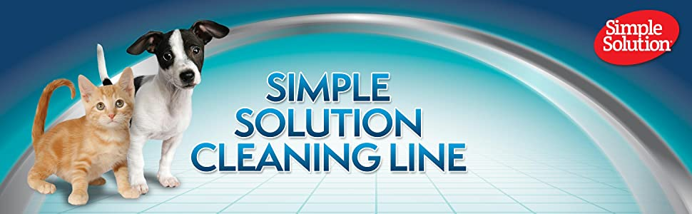 Amazon Com Simple Solution Hard Floor Pet Stain And Odor