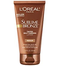 Image of Sublime Bronze Tinted Self Tanning Lotion