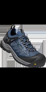 womens flint ii 2 sport carbon-fiber composite toe safety footwear work shoe