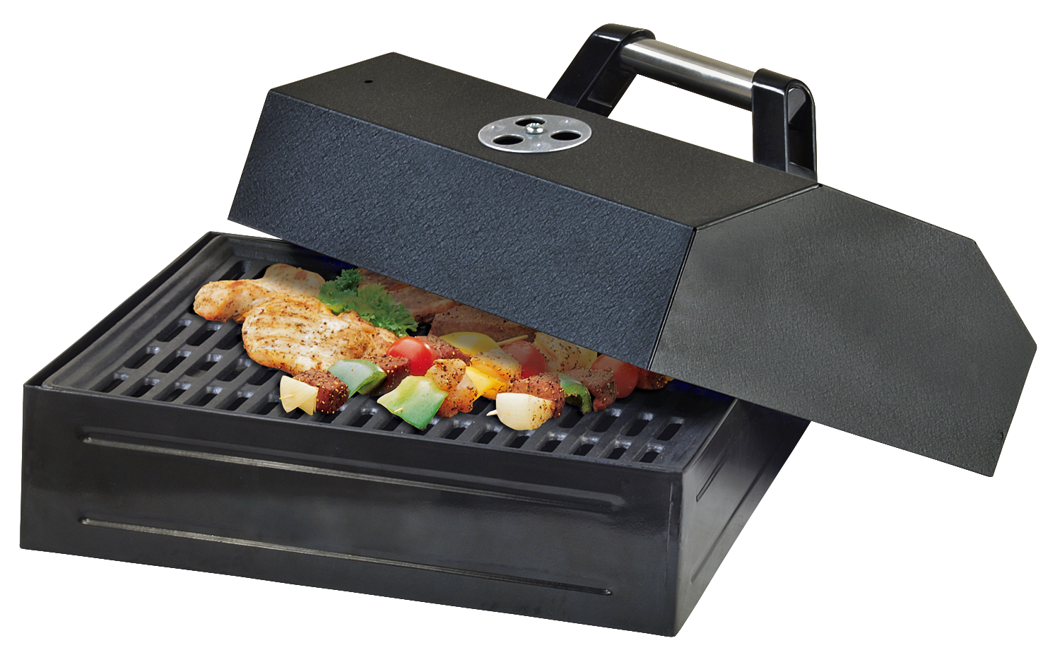 dac5aca0ac41 Camp Chef Barbecue Box with Lid
