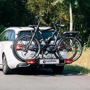 Compatible con bicicletas eléctricas
