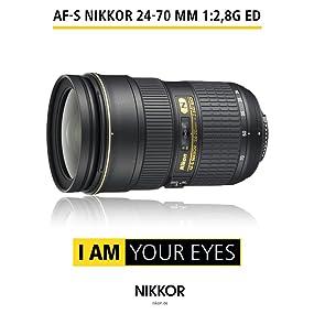 AF-S NIKKOR 24-70 mm 1:2,8G ED