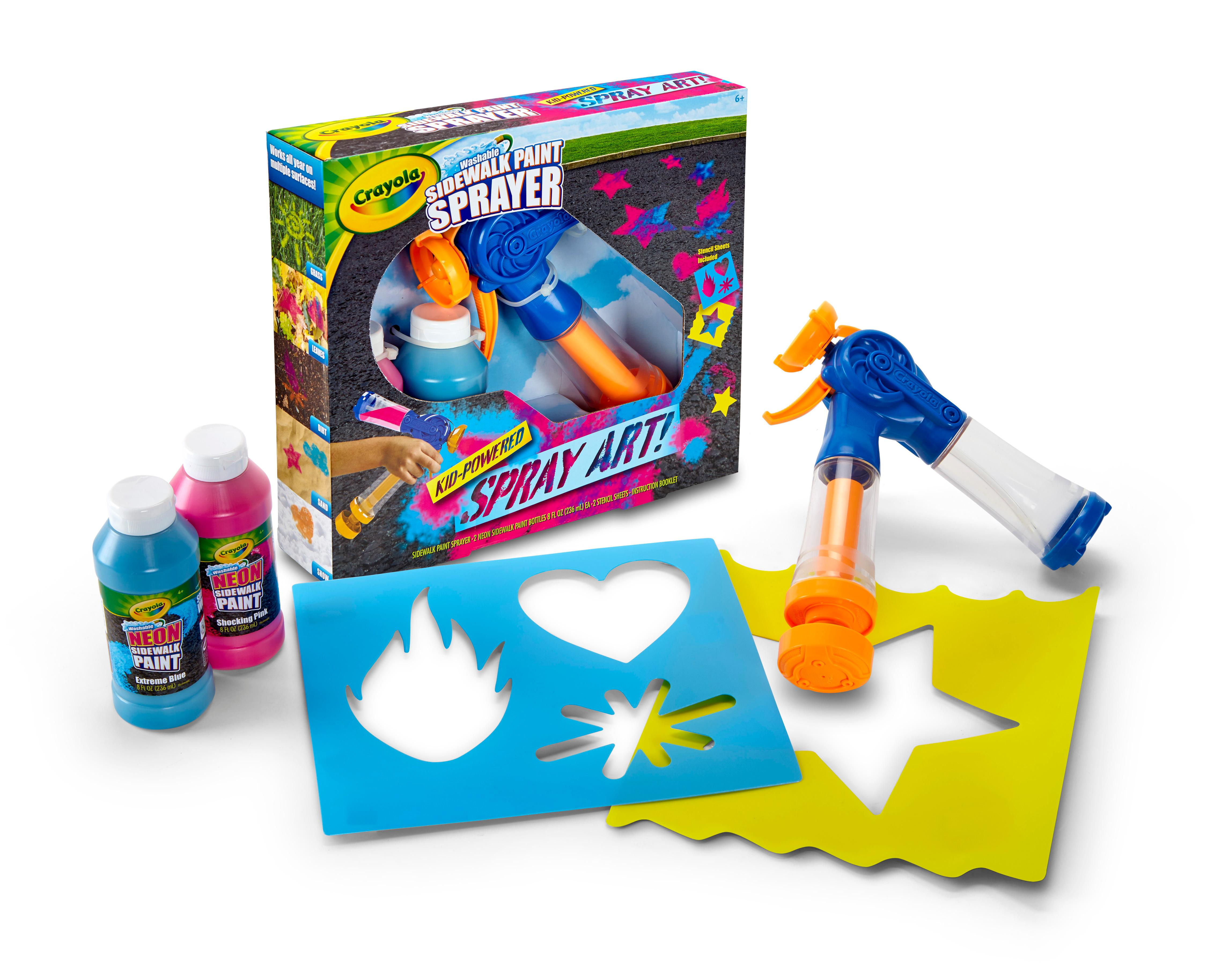 Can You Use Crayola Washable Paint On Canvas