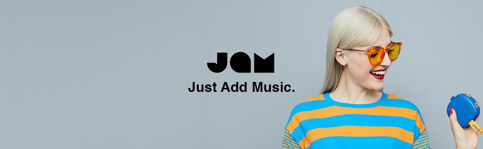 JAM Audio, Jam Speaker, Bluetooth speakers for shower, shower speakers, small bluetooth speaker
