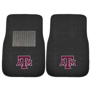 Fanmats NCAA Texas A /& M University Aggies Housse de repose-t/ête Polyester