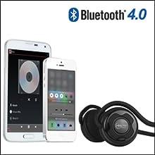 ARCTIC P253 BT 2 generación - inalámbrico con Bluetooth (V4,0) Auriculares de contorno de cuello: Amazon.es: Electrónica