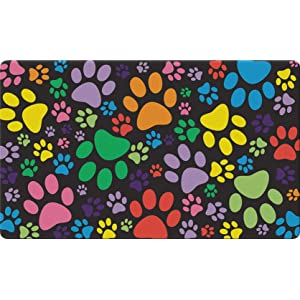 colorful;multicolor;color;paw;pet;animal;puppy;dog;kitty;cat;animal;cute;adorable