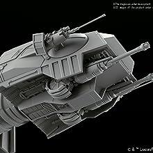 Bandai Star Wars Model Kit |  Under Head Sculpt