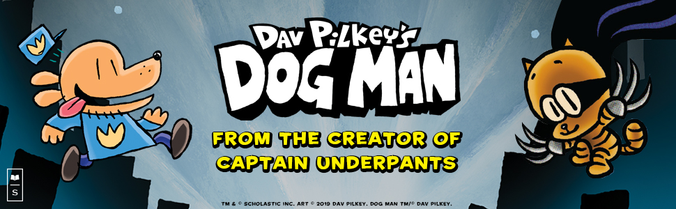 Dog Man, Mothering Heights, Dave Pilkey