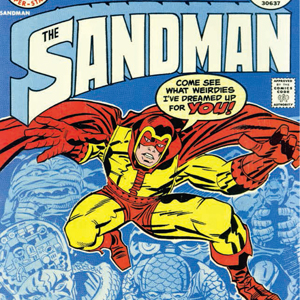 『サンドマン』 1号、1974年冬。